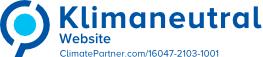 Logo Klimaneutrale Website Verpackung online kaufen
